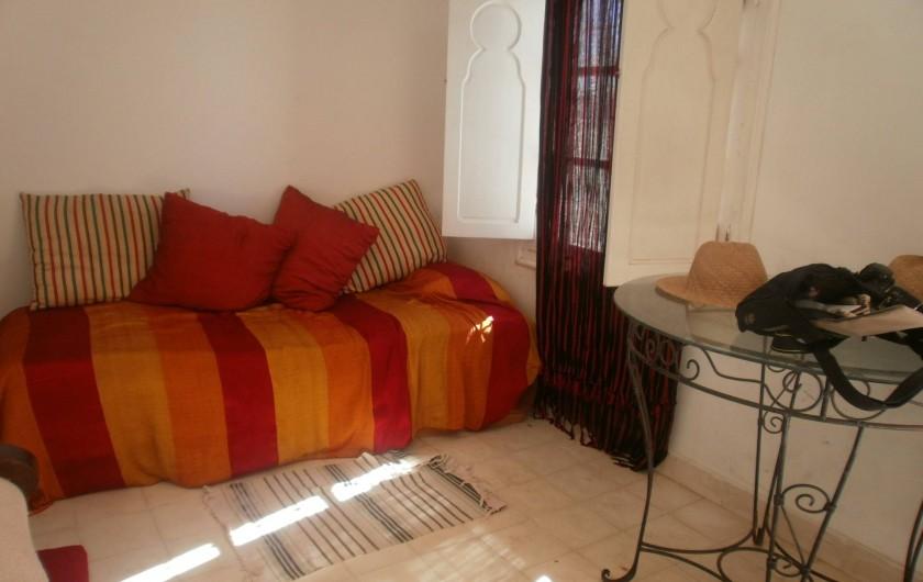 Location de vacances - Maison - Villa à Asilah - DORMITORIO TERRAZA