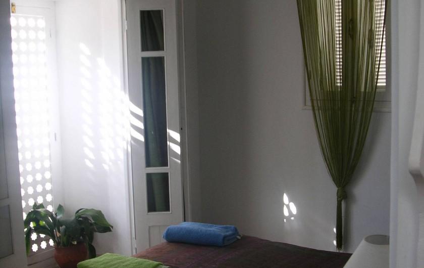 Location de vacances - Maison - Villa à Asilah - DORMITORIO 1