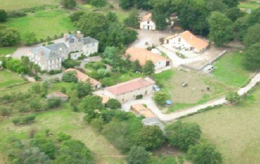 Location de vacances - Gîte à Le Champ-Saint-Père
