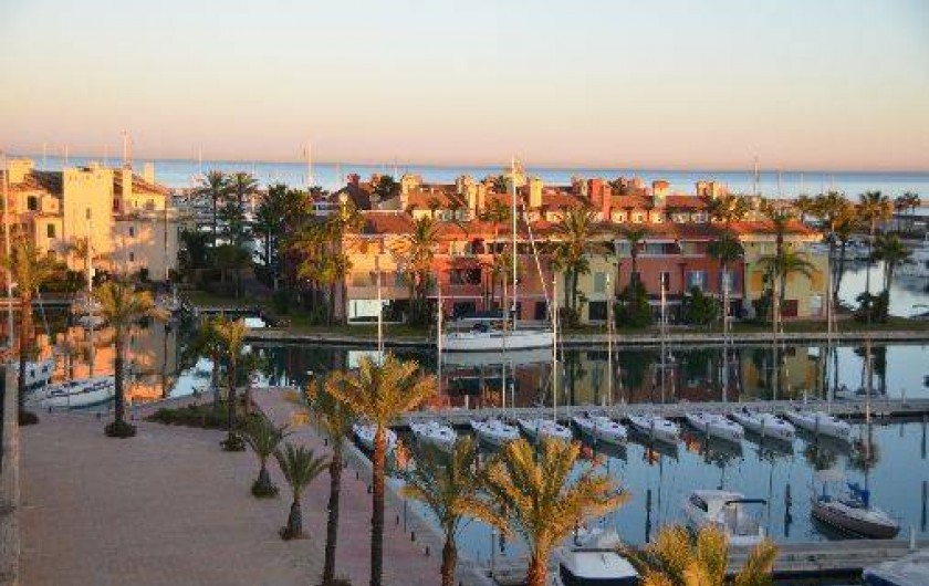Location de vacances - Appartement à San Roque