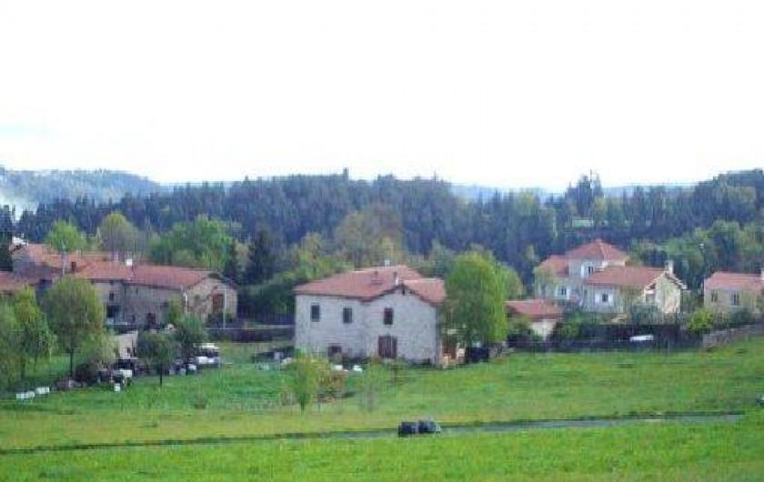Location de vacances - Gîte à Saint-Maurice-de-Lignon