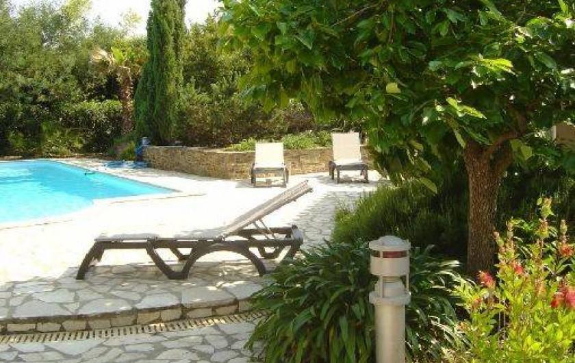 Location de vacances - Maison - Villa à Saint-Jean-Pla-de-Corts