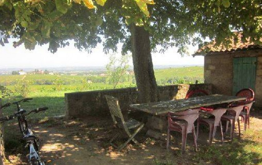 Location de vacances - Gîte à Odenas
