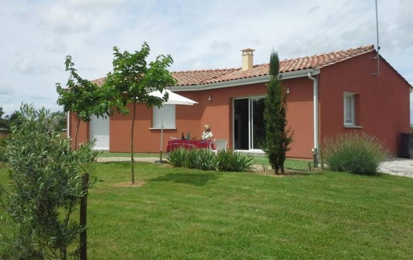 Location de vacances - Villa à Saint-Léger