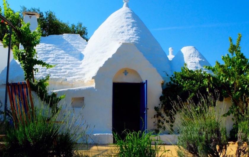 Location de vacances - Villa à San Vito dei Normanni - Trullo