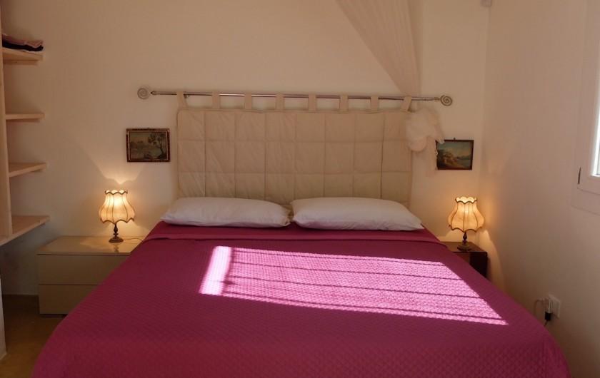 Location de vacances - Villa à San Vito dei Normanni - Chambre double lamia