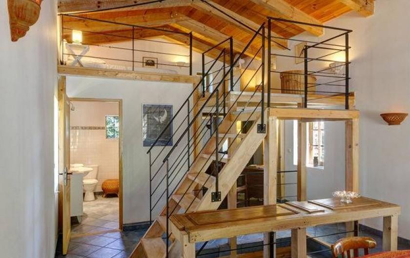 Location de vacances - Gîte à Rochessauve - Mesannene