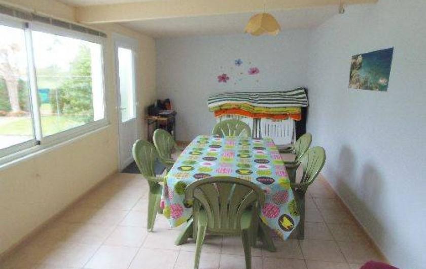 Location de vacances - Villa à Locmiquélic