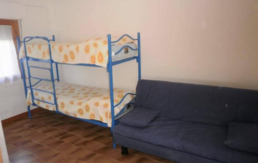 Location de vacances - Appartement à Tertenia - chambre3