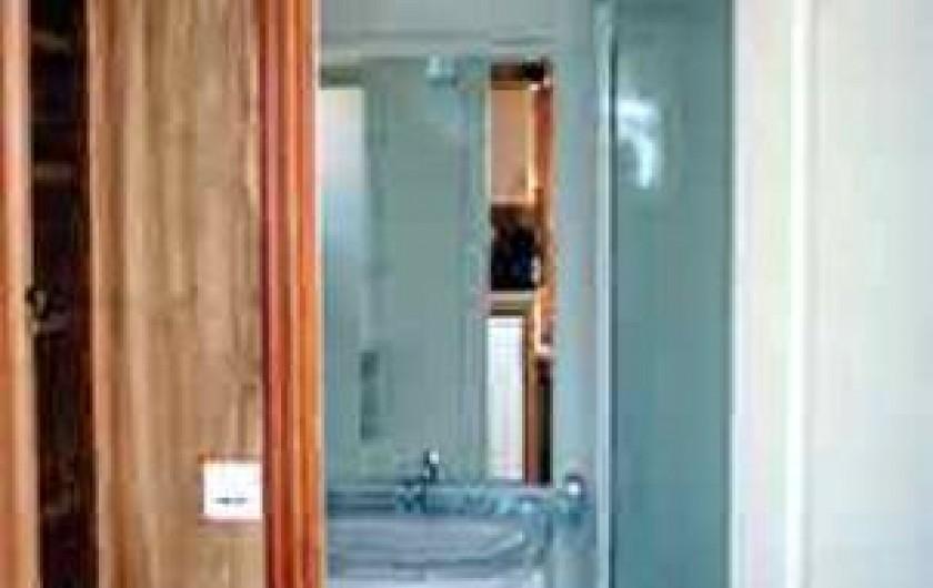 Location de vacances - Chalet à Périgueux - Salle d'eau