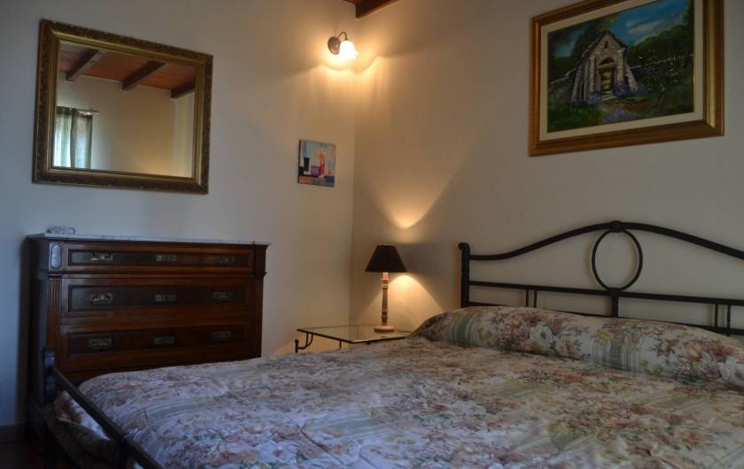 Location de vacances - Gîte à Vasia - une chambre double