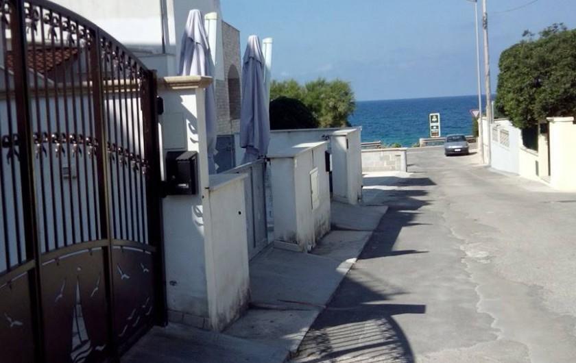 Location de vacances - Appartement à Torre San Giovanni