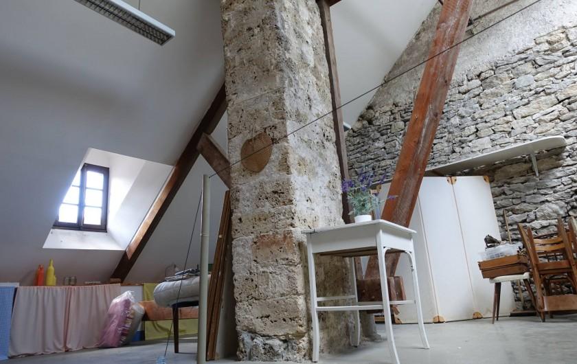 Location de vacances - Chambre d'hôtes à Lods - Atelier