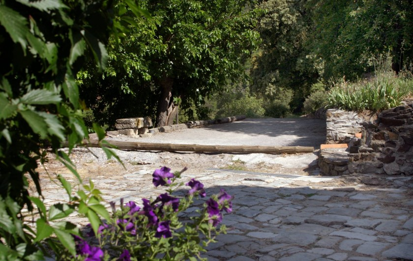 Location de vacances - Gîte à Cros - Le terrain de pétanque