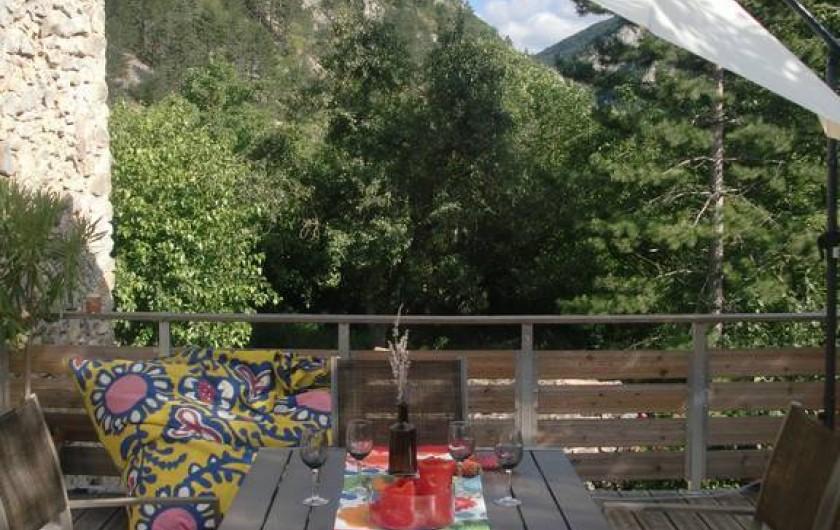 Location de vacances - Gîte à Mensac