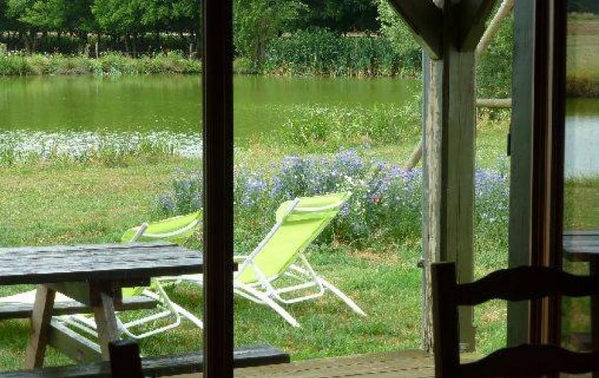 Location de vacances - Gîte à Château-Voué