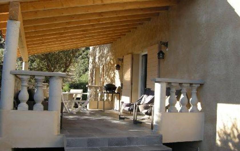 Location de vacances - Villa à Propriano