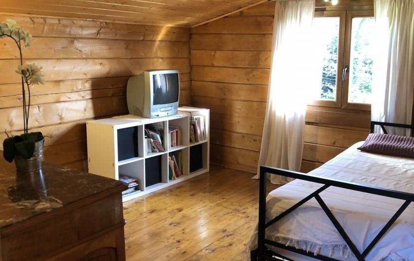 Location de vacances - Chalet à Saissac - Le coin des  petits.