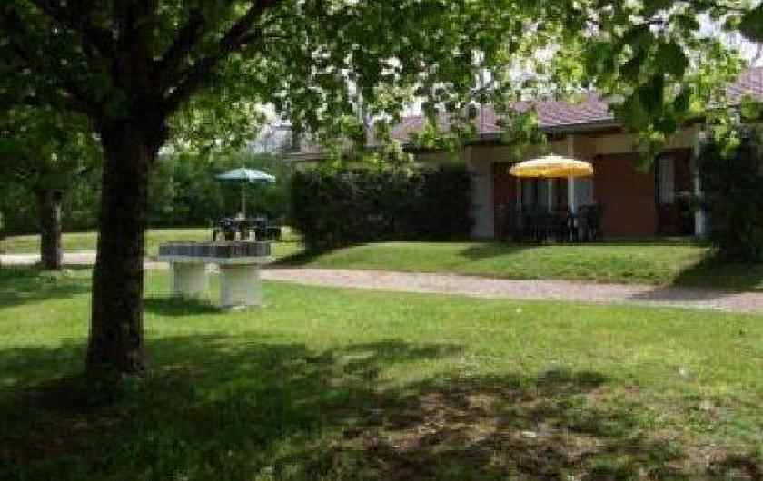 Location de vacances - Gîte à Crotenay