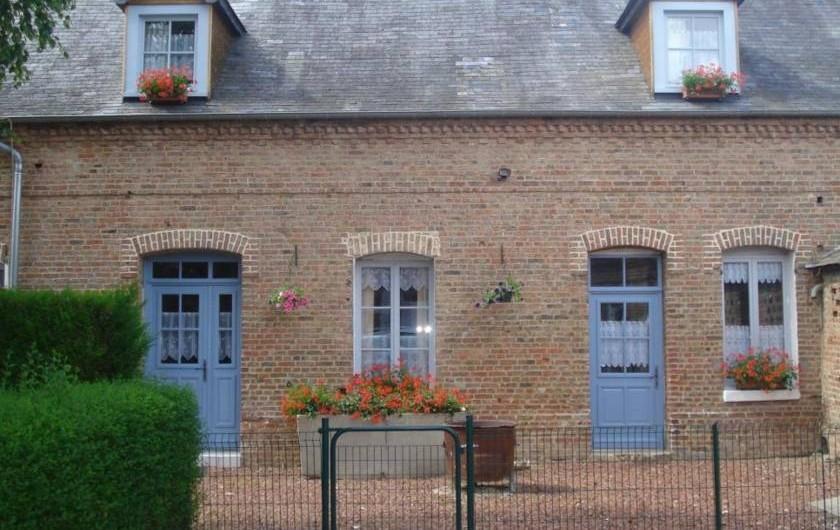 Location de vacances - Gîte à Saint-Maxent