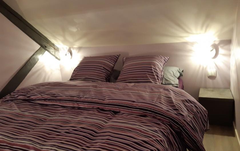 Location de vacances - Appartement à Beaune - 4ème chambre pour une nuit au ambiance  zen !