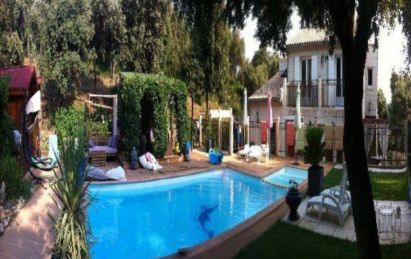 Chambres d 39 h tes gite et insolite avec piscine chauff e - Chambre d hote avec piscine chauffee ...