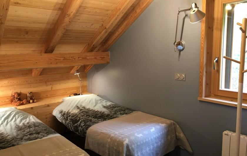 Location de vacances - Appartement à La Salle-les-Alpes - chambre 4