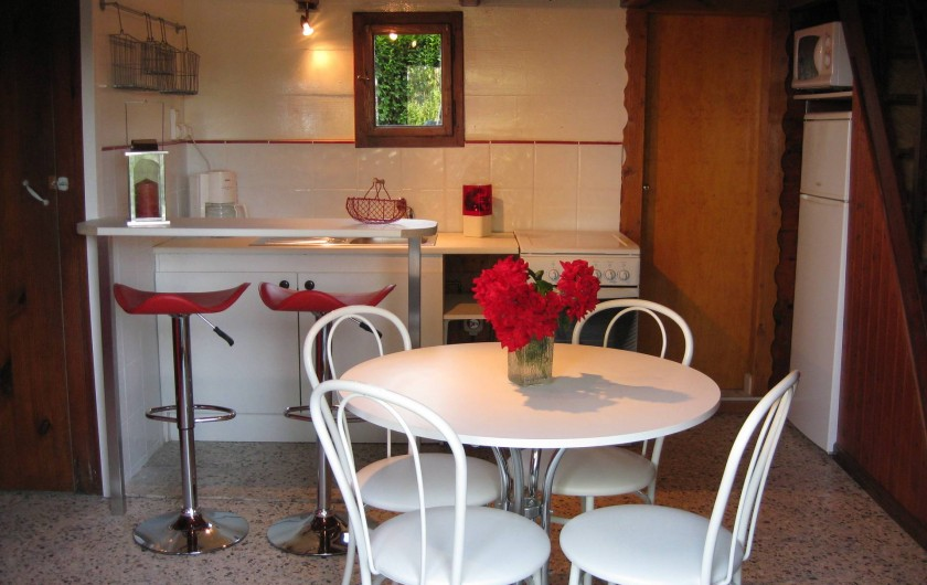 Location de vacances - Chalet à Excenevex - Chalet le Grillon