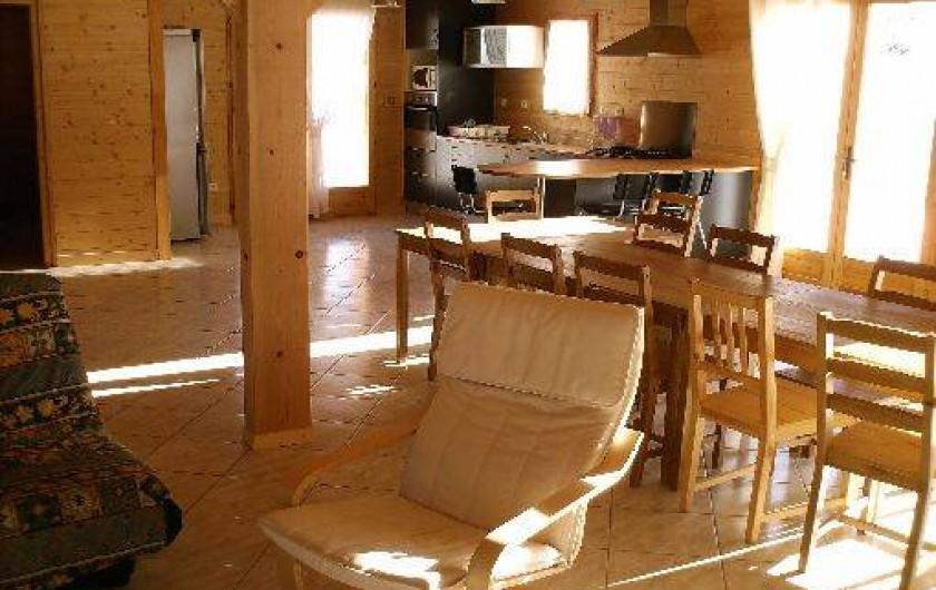 Location de vacances - Chalet à Les Orres