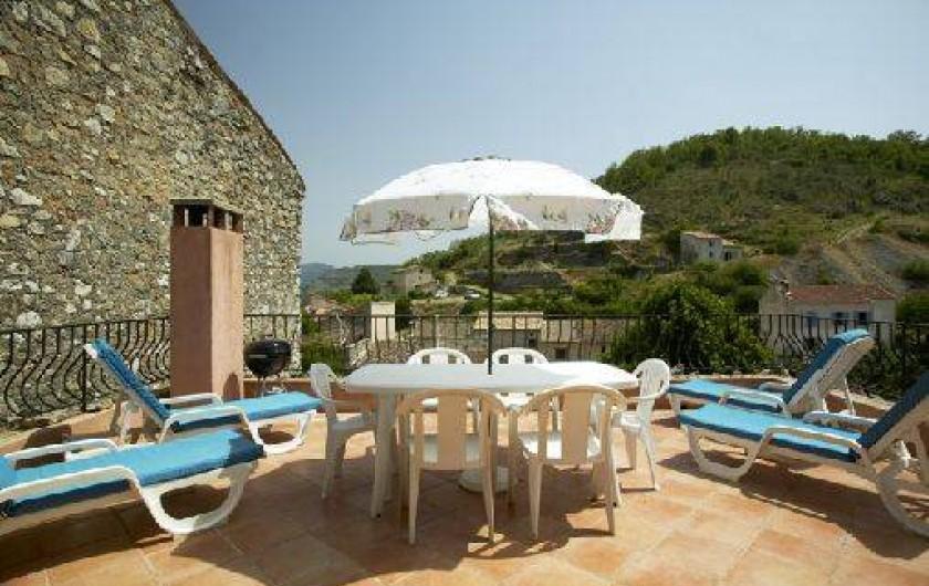 Location de vacances - Appartement à Cipières