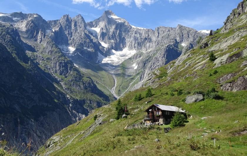 Location de vacances - Chalet à Bellwald - Aletscharena