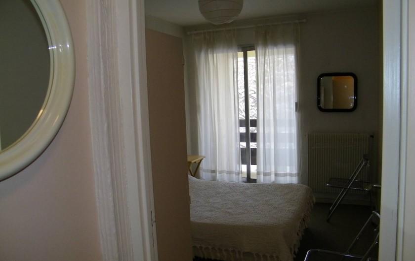 Location de vacances - Appartement à Superbolquère - Chambre 1