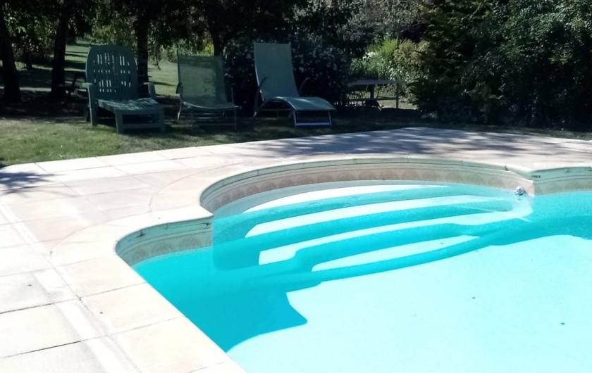 Location de vacances - Gîte à Siaugues-Sainte-Marie