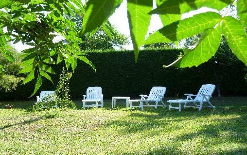 Location de vacances - Gîte à Montrichard