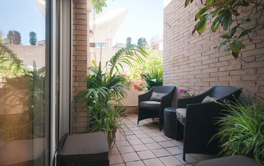 Location de vacances - Villa à Vila Olímpica - Terrasse 2ème étage