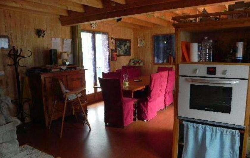 Location de vacances - Chalet à Souvigny-en-Sologne