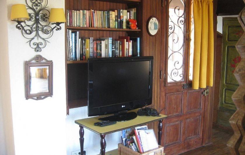 Location de vacances - Appartement à La Roquette-sur-Siagne