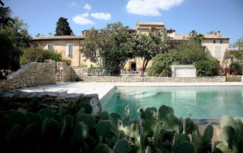 Location de vacances - Chambre d'hôtes à Moussoulens