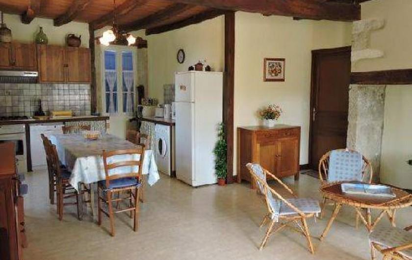 Location de vacances - Gîte à Mauroux