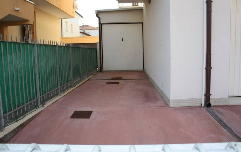 Location de vacances - Appartement à Rimini - parking