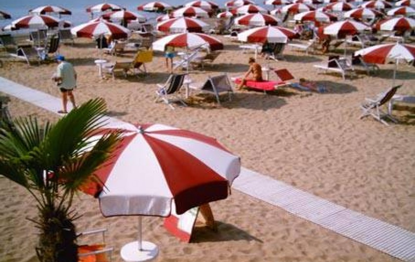 Location de vacances - Appartement à Duna Verde
