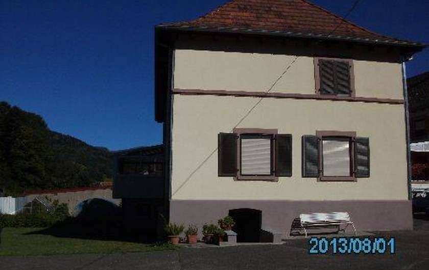 Location de vacances - Maison - Villa à Sondernach