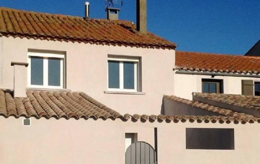 Location de vacances - Maison - Villa à Gruissan - La maison