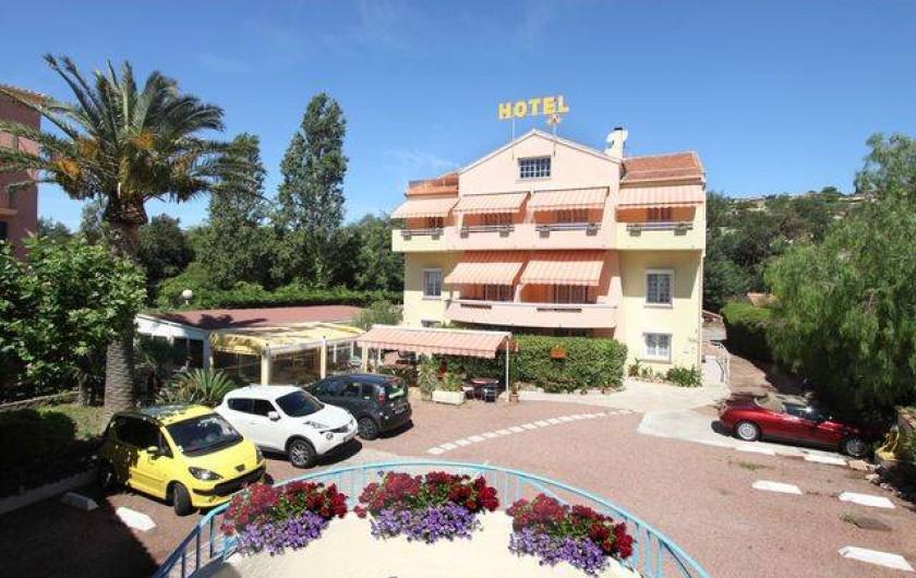 Location de vacances - Hôtel - Auberge à Agay