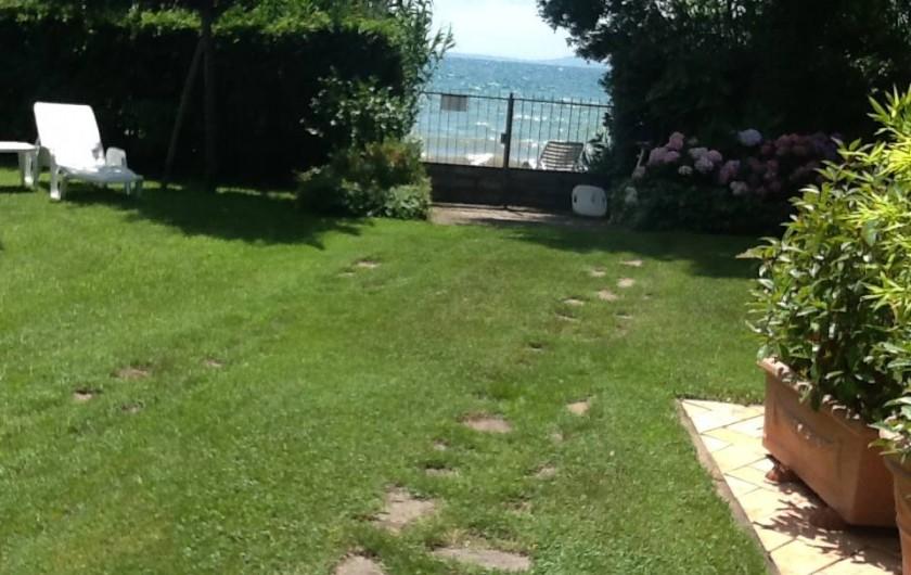 Location de vacances - Appartement à Bolsena