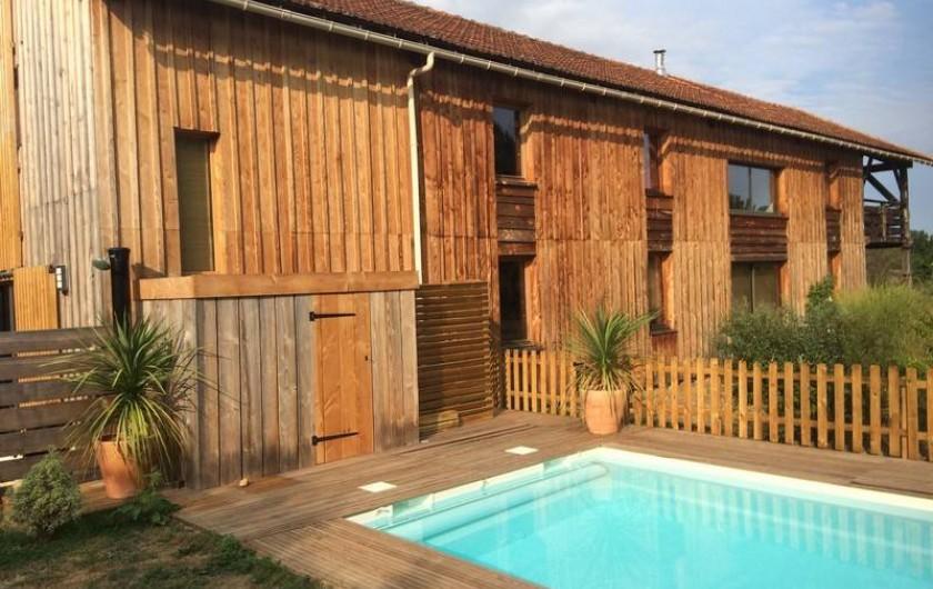 Location de vacances - Gîte à Saint-Agne