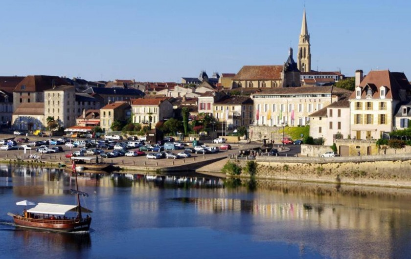 Location de vacances - Gîte à Saint-Agne - Bergerac 15 kms