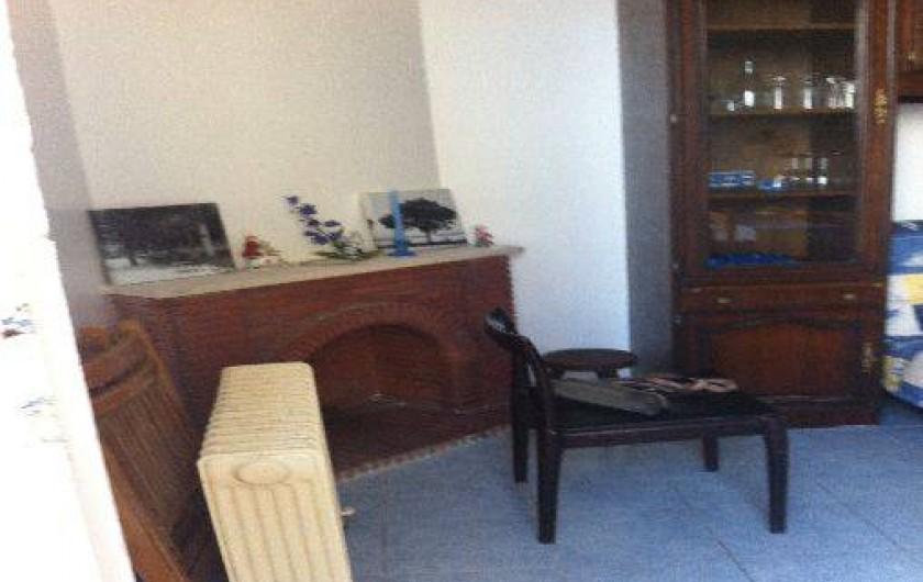Location de vacances - Studio à Mers-les-Bains