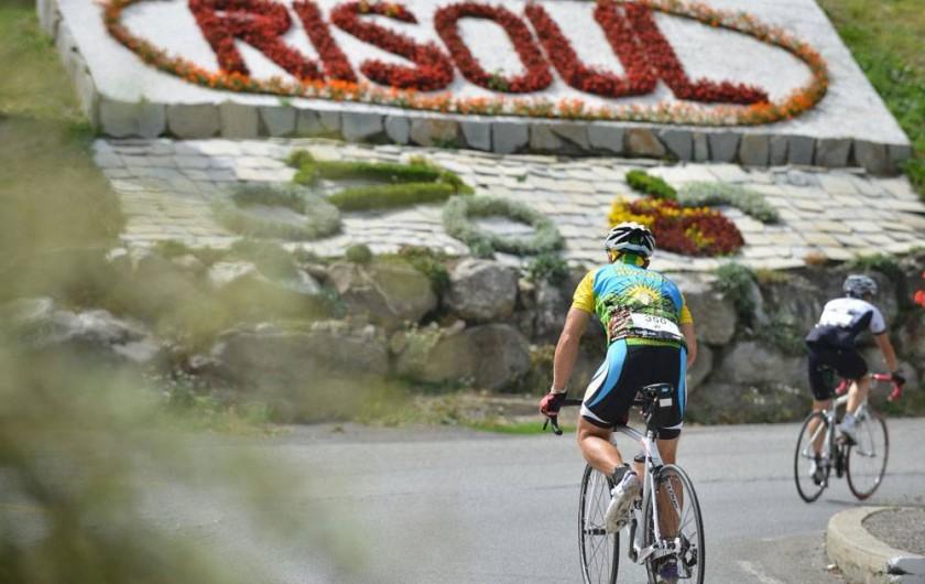 Location de vacances - Appartement à Risoul - Vélo