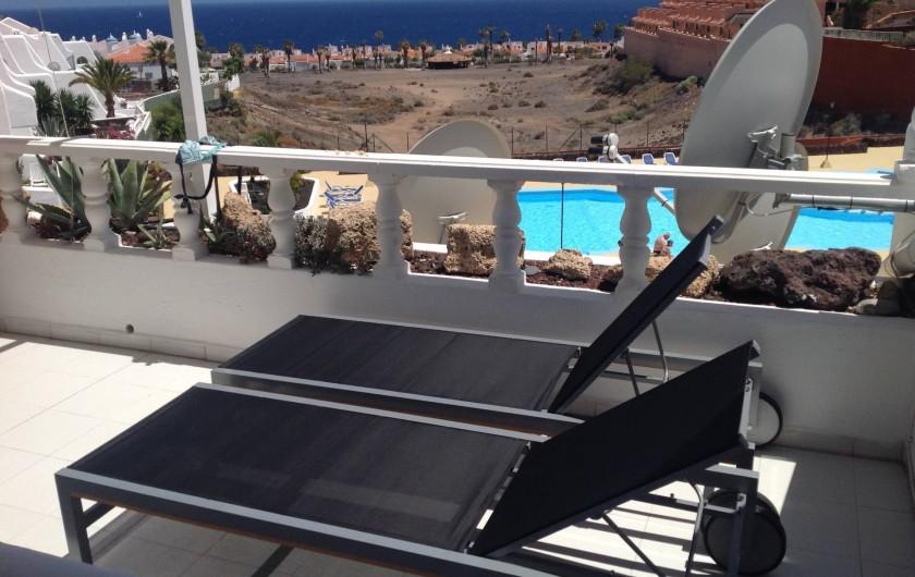 Location de vacances - Appartement à Golf del Sur